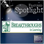Breakthroughs in Learning