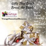 Gift Giving That Won't Break the Bank