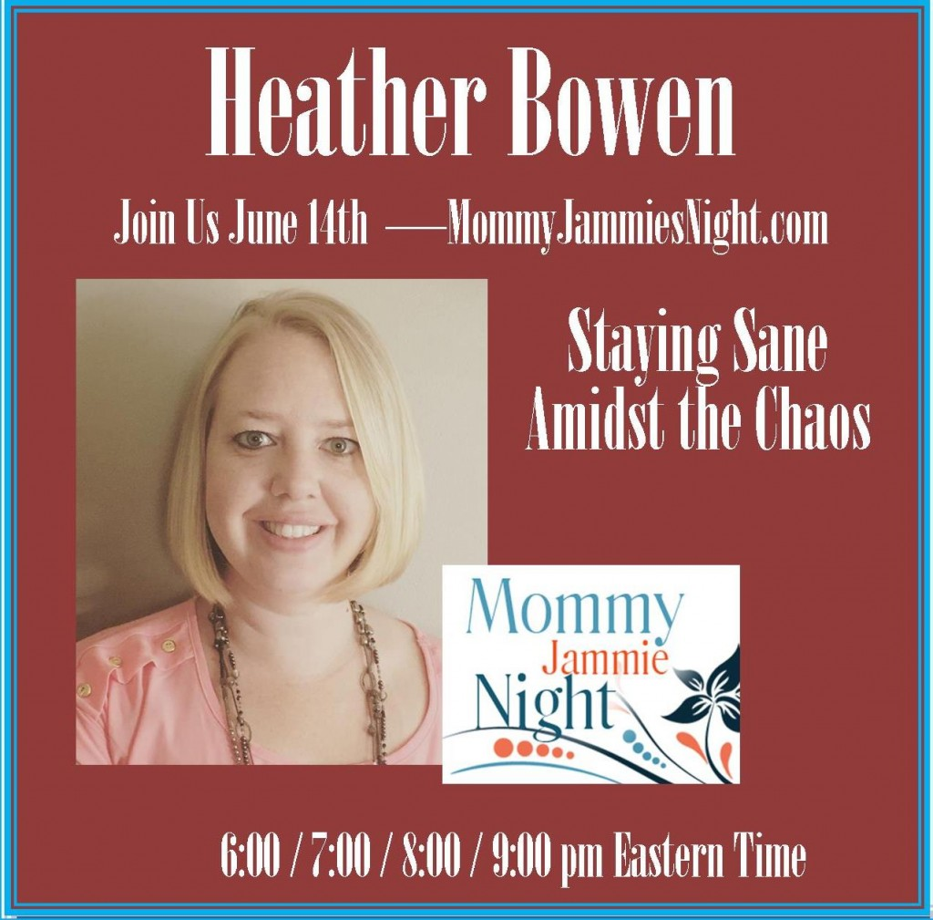 Hether Bowen-MommyJammiesNight