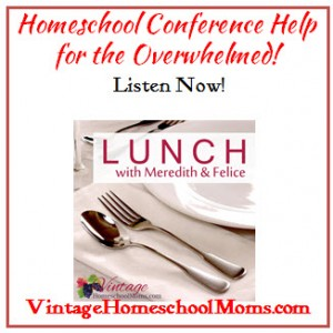 Homeschool Conference Help Now