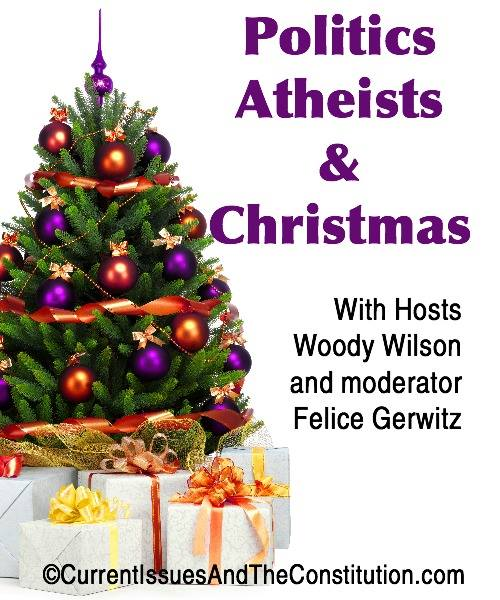 Politics Athesists and Christmas
