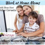 Moms Who Work AT Home