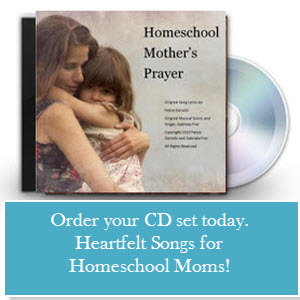 Homeschool Mother's Prayer Album