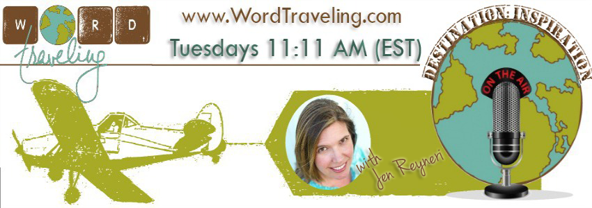 Destination: Inspiration with Jen Reyneri of Word Traveling