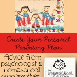 Create Your Personal Parenting Plan with Dr. Ruth Ann Brinkmann