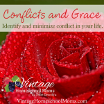 Conflicts and grace