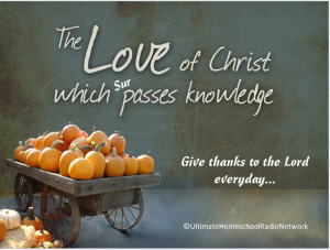 LoveofChrist_HomeschoolRadioNetwork