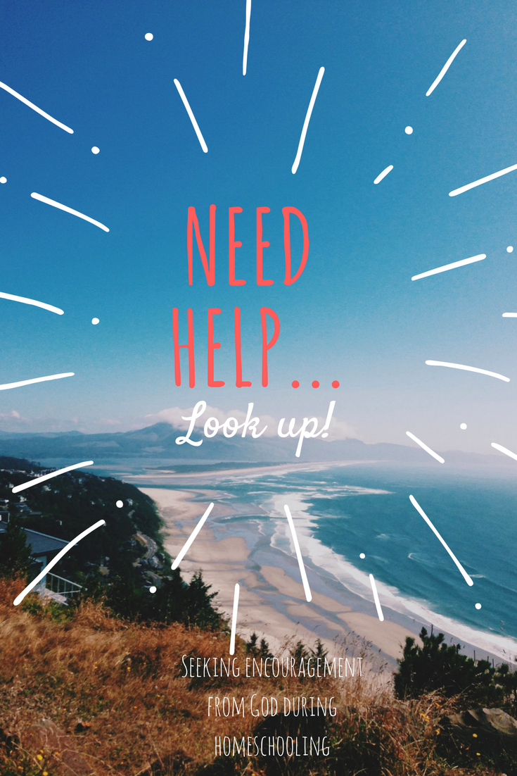 Need help look up | homeschool encouragement through faith