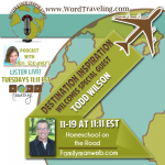 Episode #003- Destination: Inspiration Talks Life in an RV with Todd Wilson, the FamilyMan