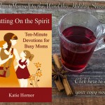 Putting on the Spirit by Katie Hornor