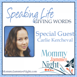 Mommy Jammies Night – Carlie Kercheval