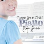 How to Teach Your Kids Piano for Free