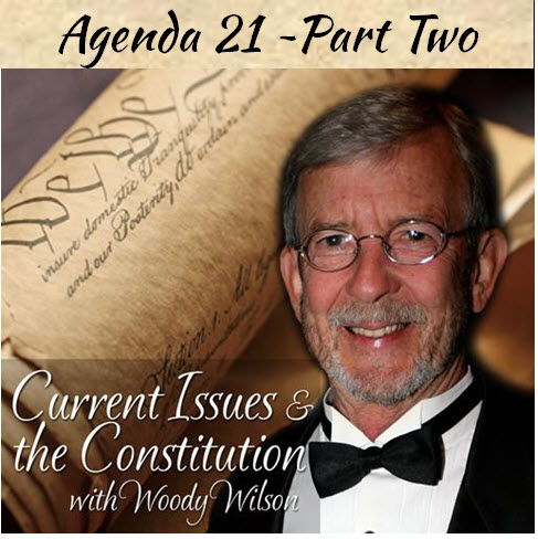 Agenda 21-Part Two