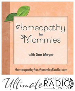 Homeopathy for Mommies Radio Show