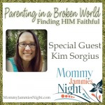 Mommy Jammies Night – Kim Sorgius