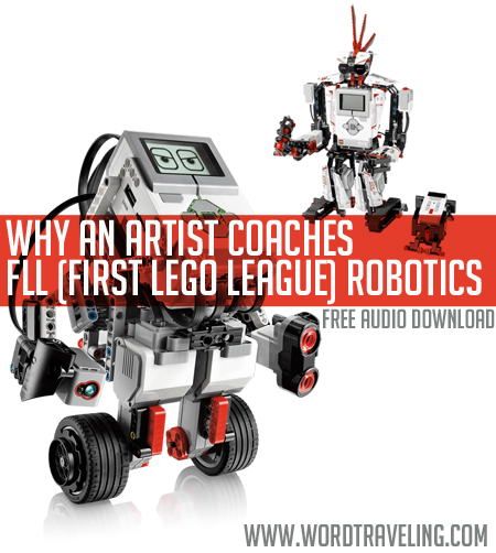 LEGO Robotics POdcast