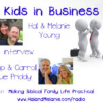 MBFLP – Kids in Business with Philip and Carroll Sue Priddy