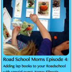 Roadschool Moms Using Lap Books in Your Roadschool