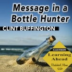 Roadschool Moms; How to Find Messages in Bottles