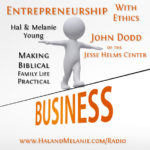 MBFLP – Entrepreneurship with Ethics with John Dodd