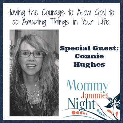 Having the Courage to Allow God to do Amazing Things in Your Life