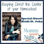 Mommy Jammies Night – Heidi St. John