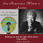 Destination: Inspiration Episode 12- Who was Maya Angelou? A Tribute to The Phenomenal Woman