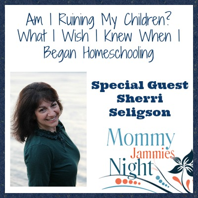 "Join LaToya and her guest Sherri Seligson as she shares ""Am I Ruining My Children? What I Wish I Knew When I Began Homeschooling"""