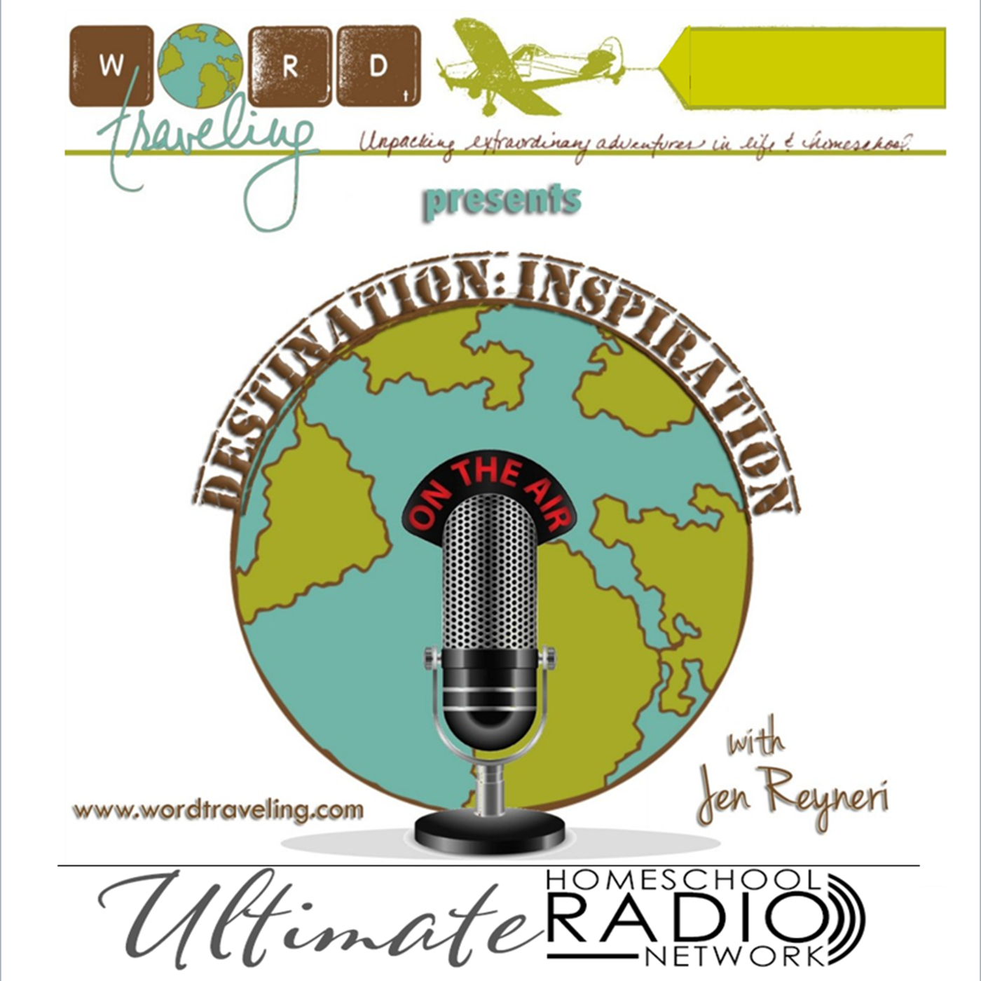 Destination: Inspiration – Ultimate Homeschool Radio Network