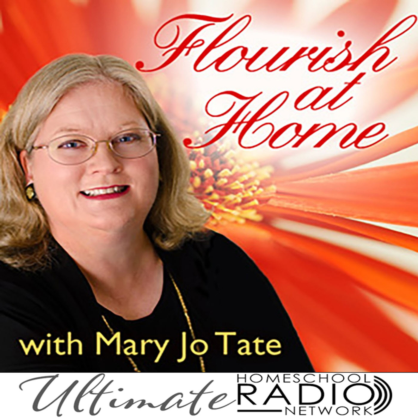 Flourish at Home – Ultimate Homeschool Radio Network