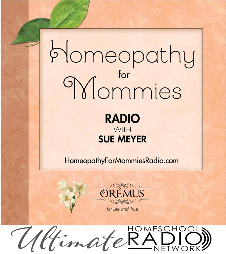 Homeopathy for Mommies – Ultimate Homeschool Radio Network