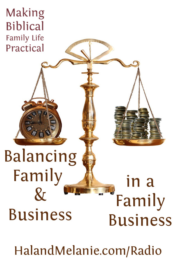 MBFLP Balancing Family and Business