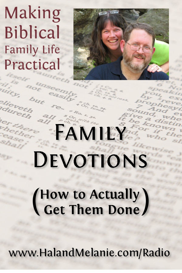 MBFLP Family Devotions