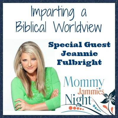"Join LaToya and her guest Jeannie Fullbright as she shares ""Imparting a Biblical Worldview"""