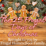 Frugal Days of Christmas