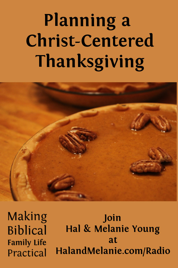 MBFLP - Celebrating a Christ-Centered Thanksgiving