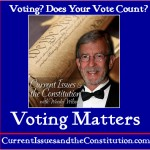 Current Issues – Voting Mid-Term Elections