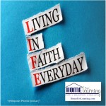 Living in Faith Everyday
