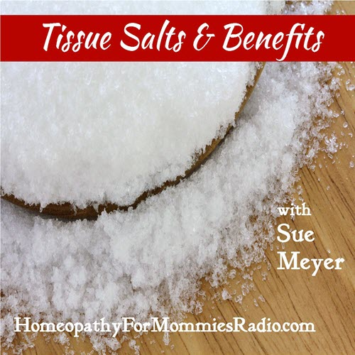 tissue salts and benefits part one