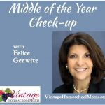 Yearly Homeschool Evaluations – Middle of the Year Check Up