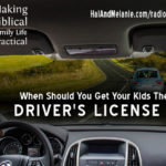 MBFLP – When Should You Get Your Kids Their Driver's License?