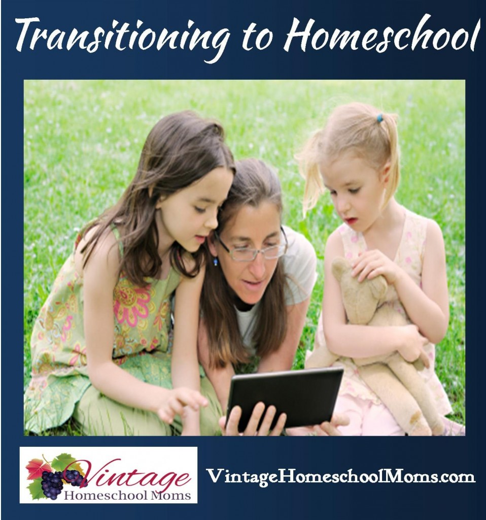 Transitioning To Homeschool after public or private school