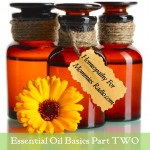Essential Oils – Part Two