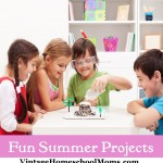 Fun Summer Projects
