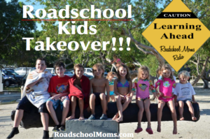Roadschool Kids Show Button