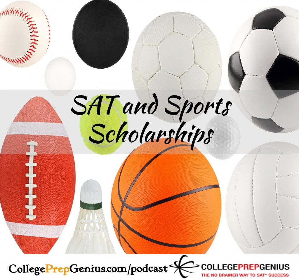 SAT sports and scholarships