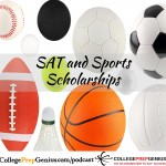 SAT and Athletic Scholarships