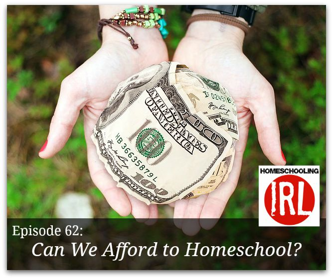 Free podcast about the finances and budgeting for Christian homeschooling