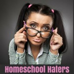 Homeschool Haters: How to Handle Them