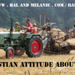 MBFLP 95 – A Christian Attitude About Work